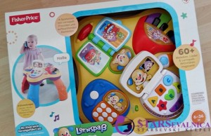 Fisher Price Miza za učenje (Laugh & Learn)