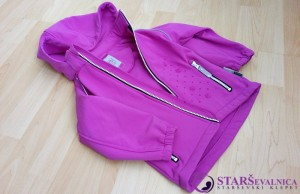 Name It Alfa softshell MAGIC jakna